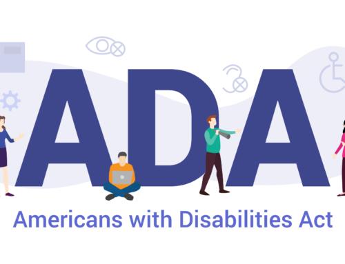 ADA Compliance Notice (URGENT)
